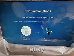 85 SAMSUNG UE85AU7100KXXU Smart 4K Ultra HD HDR 85 INCH NEW, OPENED & TESTED