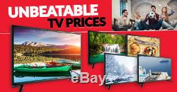 AKAI JJ654KS 65 inch Smart 4K Ultra HD HDR Led Wi Fi TV with Freeview & Android