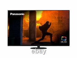 Box Opened Panasonic TX-55HZ980B 55 Inch Smart 4K Ultra HD OLED TV