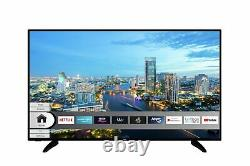 Bush DLED43UHDHDRSB 43 Inch 4K Ultra HD HDR WiFi DLED Smart TV