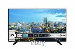 Bush DLED55UHDHDRSA 55 Inch 4K Ultra HD HDR Smart WiFi LED TV