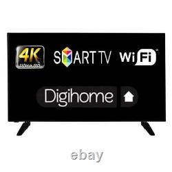 Digihome 50551UHDSA 50 Inch SMART 4K Ultra HD HDR LED TV Freeview Play PICK UP