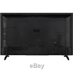 ElectriQ 49 Inch Smart 4K Ultra HD Dolby Vision HDR LED TV Freeview HD 3 HDMI