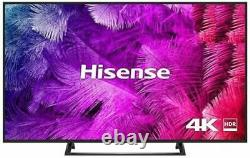 HISENSE 43A7300FTUK 43 Inch Smart 4K Ultra HD HDR LED TV with Amazon Alexa