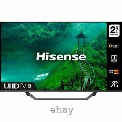 Hisense 43AE7400FTUK 43 Inch TV Smart 4K Ultra HD LED Freeview HD 4 HDMI Dolby