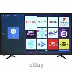 Hisense H43A6200UK A6200 43 Inch 4K Ultra HD A Smart LED TV 3 HDMI