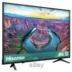 Hisense H50AE6100UK 50 Inch 4K Ultra HD HDR Smart Freeview WiFi LCD TV Black