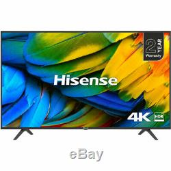 Hisense H50B7100UK B7100 50 Inch TV Smart 4K Ultra HD LED Freeview HD 3 HDMI
