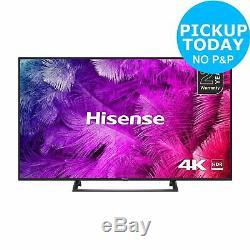 Hisense H50B7300UK 50 Inch 4K Ultra HD HDR Smart WiFi LED TV Black