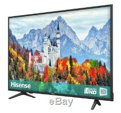 Hisense H55A6250UK 55 Inch SMART 4K Ultra HD HDR LED TV Freeview Play Silver