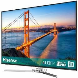 Hisense H55U7AUK U7A 55 Inch 4K Ultra HD A Smart LED TV 4 HDMI