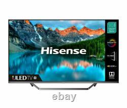 Hisense H55U7QFTUK 55 Inch QLED 4K Ultra HD Smart TV L55