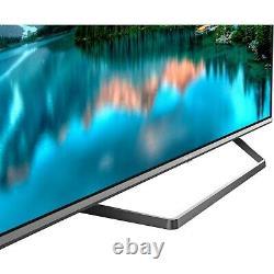 Hisense H55U7QFTUK 55 Inch QLED 4K Ultra HD Smart TV L72