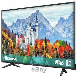 Hisense H65A6250UK 65 Inch 4K Ultra HD HDR Smart WiFi LED TV Black