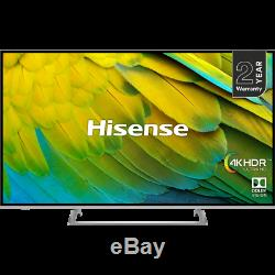 Hisense H65B7500UK 65 Inch TV Smart 4K Ultra HD LED Freeview HD 4 HDMI Dolby