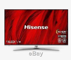 Hisense H65U8BUK 65 inch ULED HDR 4K Ultra HD Smart TV Freeview Play C Grade