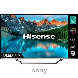 Hisense QLED 55 Inch 4K Ultra HD HDR10+ Smart TV with Dolby Atmos and Dolby Visi