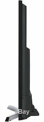 Hitachi 43 Inch 4K Ultra HD HDR Freeview Smart WiFi LED TV Black