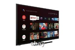 Hitachi 50 Inch Smart 4K Ultra HD Android LED TV