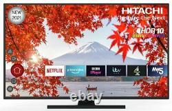 Hitachi 50HK6100UC 50 Inch 4K Ultra HD HDR Smart WiFi LED Freeview TV