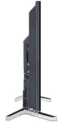 Hitachi 55HK6T74U 55 Inch 4K Ultra HD HDR Freeview Play Smart WiFi LED TV Black