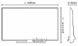 Hitachi 58HK6100UB 58 Inch 4K Ultra HD HDR Smart WiFi LED TV