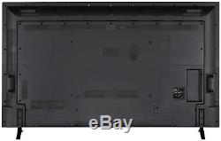 Hitachi 75 Inch 4K Ultra HD HDR Freeview Play Smart WiFi LED TV Black