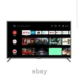 KG 50 inch Smart 4K Ultra HD HDR LED TV with 10+ Freeview 5 YEARS WARRANTY