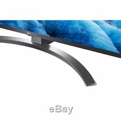 LG 43UM7400PLB UM7400 43 Inch TV Smart 4K Ultra HD LED Freeview HD and Freesat
