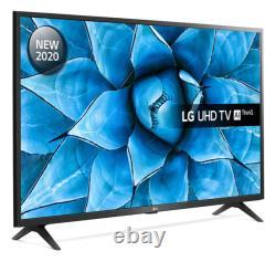 LG 43UN71006LA 43 Inch 4K Ultra HD HDR Smart WiFi LED TV Black