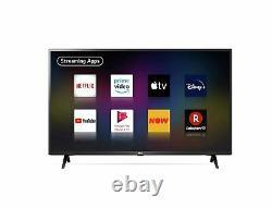 LG 43UN7300 43 Inch 4K Ultra HD HDR Smart WiFi LED TV Black