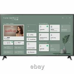 LG 43UP75006LF 43 Inch TV Smart 4K Ultra HD LED Analog & Digital Bluetooth WiFi