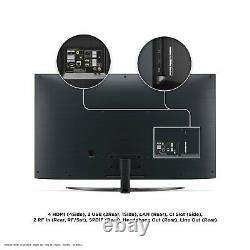 LG 49NANO86 49 Inch 4K Ultra HD HDR Smart LED TV