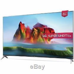 LG 49SJ800V 49 Inch 4K Ultra HD HDR Freeview Play WiFi LED Smart TV