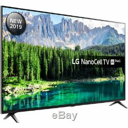 LG 49SM8500PLA SM8500 49 Inch TV Smart 4K Ultra HD Nanocell Freeview HD and