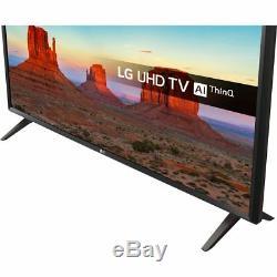 LG 49UK6300PLB UHD 49 Inch 4K Ultra HD A Smart LED TV 3 HDMI