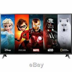 LG 49UM7050PLF 49 Inch TV Smart 4K Ultra HD LED Freeview HD and Freesat HD 3