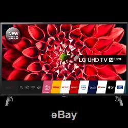 LG 49UN71006LB UN7100 49 Inch TV Smart 4K Ultra HD LED Freeview HD and Freesat