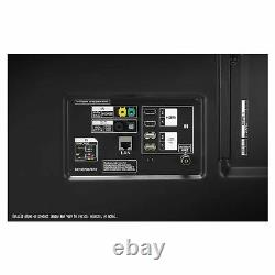 LG 50NANO796NE 50 Inch Smart 4K Ultra HD HDR NanoCell TV