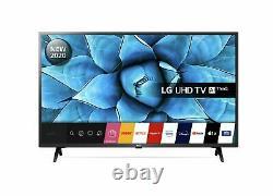 LG 50UN7300 50 Inch 4K Ultra HD HDR Smart WiFi LED TV Black