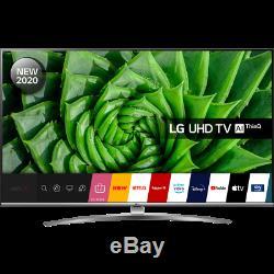 LG 50UN81006LB UN8100 50 Inch TV Smart 4K Ultra HD LED Freeview HD and Freesat