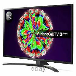LG 55NANO796NE 55 Inch Smart 4K Ultra HD HDR NanoCell TV
