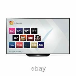 LG 55OLED55BX 55 Inch 4K Ultra HD HDR Smart WiFi OLED TV Black