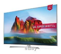 LG 55SJ810V 55 Inch SMART 4K Ultra HD HDR LED TV Freeview Play USB Recording