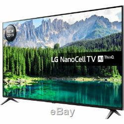 LG 55SM8500PLA SM8500 55 Inch TV Smart 4K Ultra HD Nanocell Freeview HD and