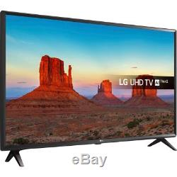 LG 55UK6300PLB UHD 55 Inch 4K Ultra HD Smart LED TV 3 HDMI