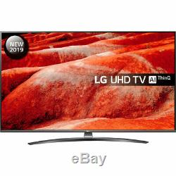 LG 55UM7660PLA UM7660 55 Inch TV Smart 4K Ultra HD LED Freeview HD and Freesat