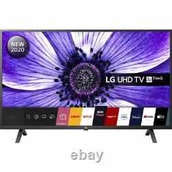 LG 55UN70006LA 55 Inch TV Smart 4K Ultra HD LED Analog & Digital Bluetooth WiFi