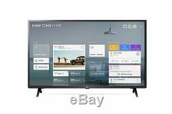 LG 55UN7300 55 Inch 4K Ultra HD HDR Smart WiFi LED TV Black