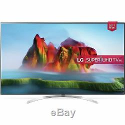 LG 60SJ850V 60 Inch 4K Ultra HD Multi HDR FreeviewithFreesat HD WiFi Smart LED TV